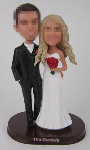 Best wedding gifts bobbleheads